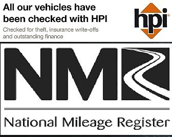 All cars are supplied with a current HPi Clear & NMR Clear Certificate