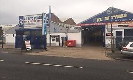 Mechanic Required for Big independent Garage