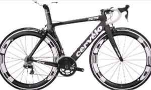 S5 dura ace, size 54, hed wheels cervelo