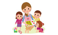 Fulltime childcare in my home