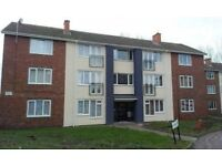 2 bedroomed second floor flat, available immediately. Located at Wrynose Gardens in Newtown