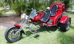 2008 Bon Trike custom Eight Mile Plains Brisbane South West Preview