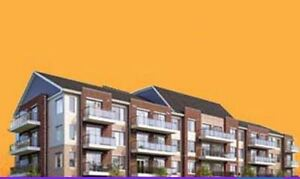 Low Rise Condos, Brampton. Book with $5K, Remaining installments