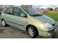 Renault Scenic 2002 Privilege 1.6 16V - Repair Snapped Cambelt 51 Plate - OPEN TO OFFERS