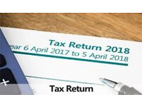 Accountant for Self assessment tax returns, VAT returns, Payroll and Bookkeeping Services.