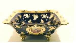 Blue Colalt Porcelain Bowl