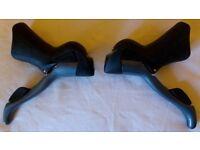 SHIMANO Claris brake/shift lever combination (Never mounted)