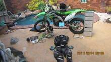 KAWASAKI 2012_450KXF BIKE_EXCELLENT CONDITION_MANY EXTRAS Eight Mile Plains Brisbane South West Preview