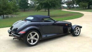 Chrysler Prowler Roadster 2dr Convertible