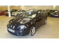 Seat IBIZA SPORT-Finance Available to People on Benefits and Poor Credit Histories-