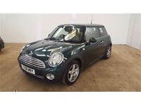 Mini COOPER AUTO-Finance Available to People on Benefits and Poor Credit Histories-