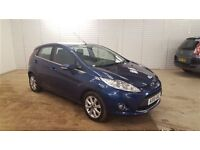 Ford FIESTA ZETEC 95-Finance Available to People on Benefits and Poor Credit Histories-