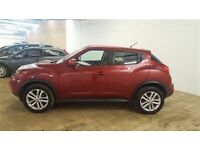 Nissan JUKE ACENTA SPORT-Finance Available to People on Benefits and Poor Credit Histories-