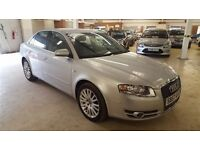 Audi A4 SE TDI 140 AUTO-Finance Available to People on Benefits and Poor Credit Histories-