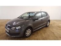 Volkswagen POLO S 60-Finance Available to People on Benefits and Poor Credit Histories-
