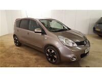 Nissan NOTE N-TEC+-JET-Finance Available to People on Benefits and Poor Credit Histories-