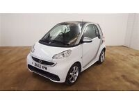 Smart FORTWO PULSE MHD AUTO-Finance Available to People on Benefits and Poor Credit Histories-