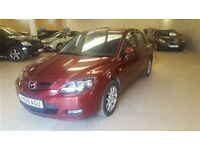 Mazda 3 TAKARA-Finance Available to People on Benefits and Poor Credit Histories-