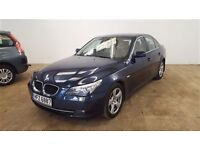 BMW 520D SE-Finance Available to People on Benefits and Poor Credit Histories-