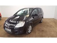 Vauxhall ZAFIRA ELITE ECOFLEX-Finance Available to People on Benefits and Poor Credit Histories-