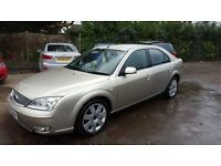 Ford MONDEO GHIA X TDCI 130-Finance Available to People on Benefits and Poor Credit Histories-