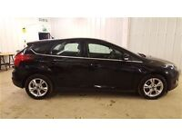 Ford FOCUS ZETEC 105-Finance Available to People on Benefits and Poor Credit Histories-