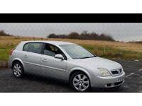 Vauxhall signum for sale 3l v6 24v .176bhp