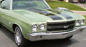 Looking for Chevelle parts
