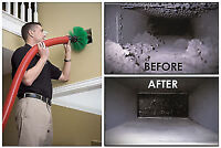 $79 Duct Cleaning for Unlimited vents no hidden charges.