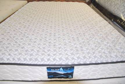 AS NEW double mattress as photo (Can Deliver)