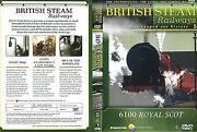 British Steam Railways DVD