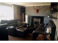 Three bedroom, FULLY furnished, East Edinburgh, refurbished, third floor flat (no HMO, no smokers)