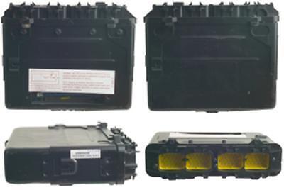 ENGINE ECM 1990-1993 CHEVROLET LUMINA 3.1L Vin T 2.5L Vin R 1227727 16197128