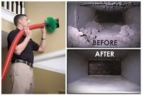 Time to clean your ducts before winter
