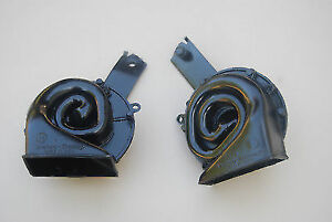 Looking For 1980 & Under, American Car Horn Set. Hi & Low Tone