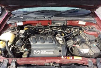 Mazda Tribute 2002 v6 auto WRECKING