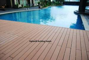 WPC Solid Decking Boards 140x25x5.4m(Sydney)