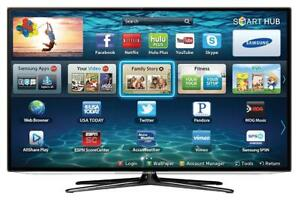 SAMSUNG 48INCH 55INCH 60INCH SMART LED TV --------- NO TAX SALE