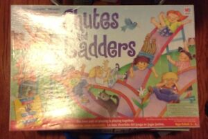 Chutes and Ladders game by Milton Bradley for sale London Ontario image 1
