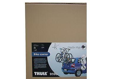 thule 9106 fahrradhecktr ger ebay. Black Bedroom Furniture Sets. Home Design Ideas