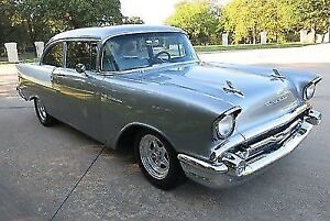 """1957 CHEV """"Restomod"""" Owner Please Contact me"""