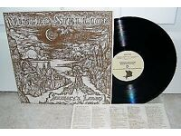 Rare and highly collectible Winged Stallion LP.