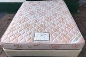 Excellent King Koil Brand Queen bed base with mattress. Delivery Kingsbury Darebin Area Preview