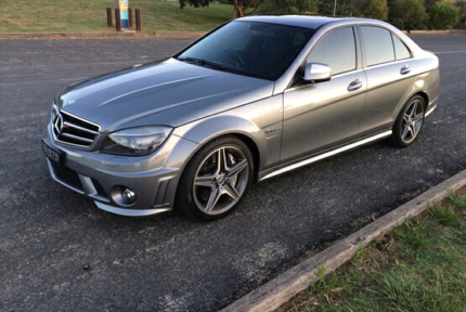 FOR SALE Mercedes Benz C63 AMG 5600000 Wetherill Park