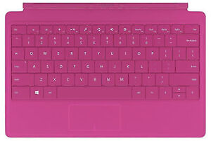 Original Microsoft Touch Cover Keyboard Surface 2 Surface Pro Su