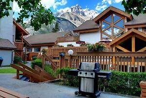 Banff rocky Mtn Resort