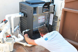 POOL HEATER SERVICE/INSTALL AND REPAIR!