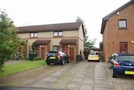 2 bedroom semi detached house to let