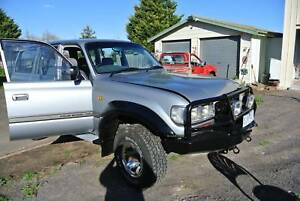 1992 Toyota LandCruiser Wagon Armstrong Creek Geelong City Preview