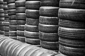 **** branded part worn tyres ****